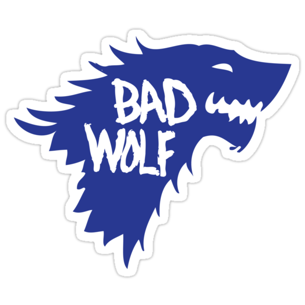 Game of Thrones Bad wolf by Brantoe