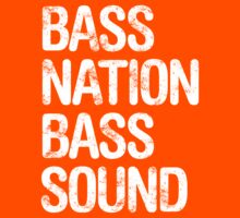 Bass Nation Bass Sound (dark) by DropBass