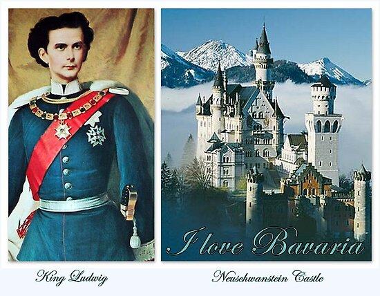 I love Bavaria by ©The Creative  Minds