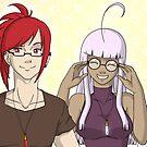 Glasses by scarlet-neko