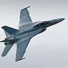 F/A-18F Super Hornet by Stephen Titow
