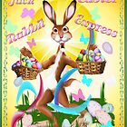 Jack Rabbit Express Easter-text by Lotacats