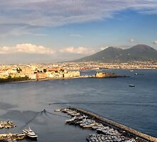 The Gulf of Naples #1 by Giuseppe Esposito