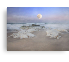 """Super Moon"" Canvas Print"