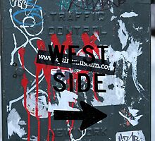 west side by PASLIER Morgan