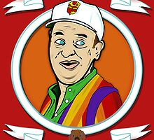 Caddyshack - Al Czervik by Michael Donnellan