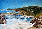 Seascape by Elizabeth Kendall