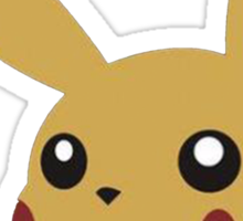 Picachu Sticker