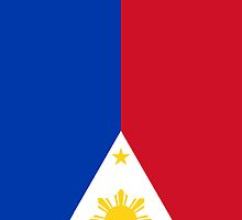 Philippines Flag by pjwuebker