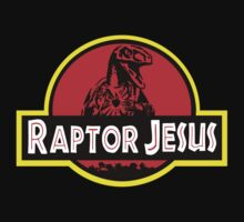 Raptor Jesus by Thomas Jarry