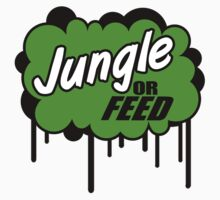League of Legends: Jungle or Feed Kids Clothes