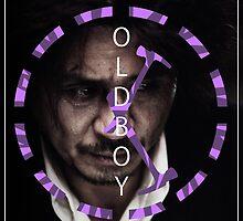 Park Chan-wook's Oldboy by MaximusDecimus