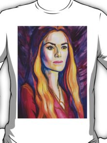 Game of Thrones- Cersei Lannister T-Shirt