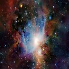 Orion Nebula by Claire1412