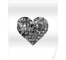 I Heart Disney Poster