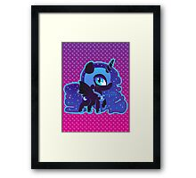 Nightmare Moon Framed Print