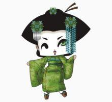 Chibi Lady Midori Kids Clothes