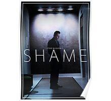 Steve McQueen's Shame Poster