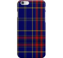 00458 Blue Bough from Orkney Tartan Fabric Print Iphone Case iPhone Case/Skin