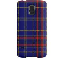 00458 Blue Bough from Orkney Tartan Fabric Print Iphone Case Samsung Galaxy Case/Skin