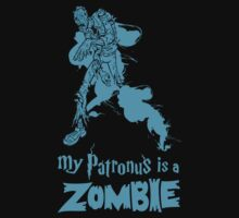 My Patronus is a Zombie by Brantoe