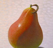 Pear Autumn - 4 of 4 in a series by don young
