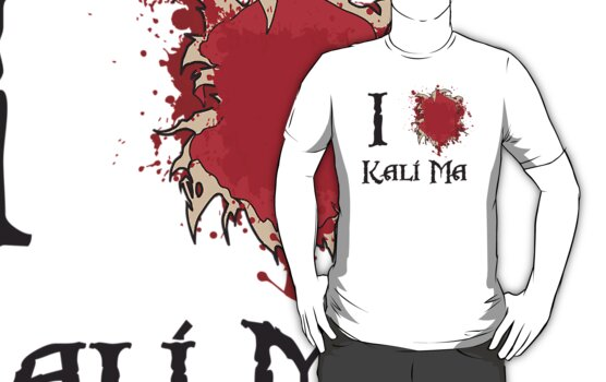 Indiana Jones I love Kali Ma by Brantoe