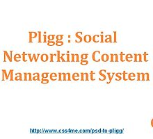4.  Knowing Pligg a Social Networking CMS by nels201