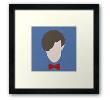 Lonely Doctor Framed Print