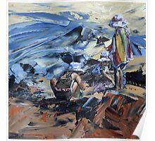 Beach Days V Poster