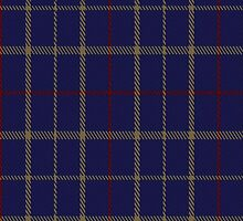 00470 Brooks Brothers Tattersall Blue Fashion Tartan Fabric Print Iphone Case by Detnecs2013