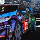 Ken Block's Ford Focus by DaveZ