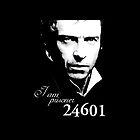 I AM PRISONER 24601 IPHONE CASE by pocus