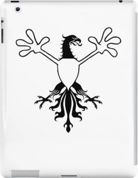 Birds With Arms Coat of arms by Felfriast