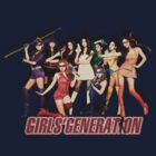 [SNSD] Girls Generation - Ninja Turtles Hoot by julianc89