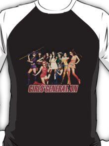 [SNSD] Girls Generation - Ninja Turtles Hoot T-Shirt