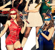 [SNSD] Girls Generation - Ninja Turtles Hoot Sticker