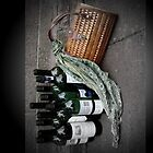 Handbag and Bottles by loutolou