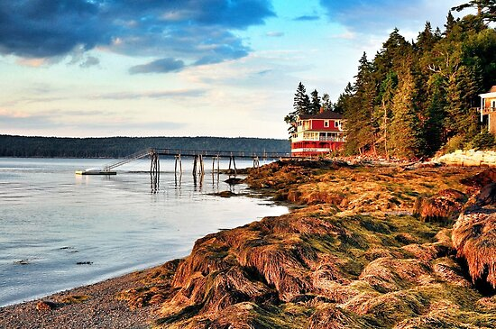 Deer Isle, Maine by fauselr