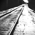 My Side of the Tracks by RogerEchauri