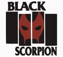 Black Scorpion by DDTees