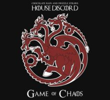 House Discord - Game of Chaos Kids Clothes