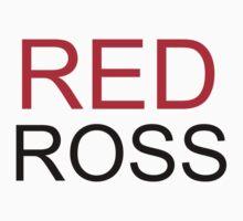 I've gotta go Red Ross (Friends Sitcom)  by Megan Jayne