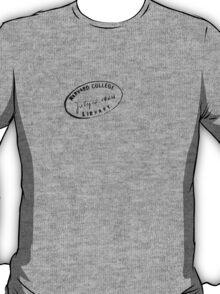 Label Harvard College T-Shirt