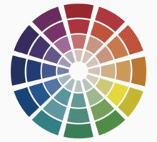 Color Wheel by Alan Grube