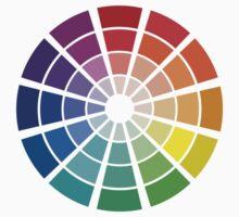 Color Wheel by Alan Grube