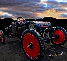 Ford Model T Racer Beat the Storm Home but would U drive it a hundred? ~:0) VivaChas! by ChasSinklier