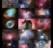 Nebulae by MaximusDecimus