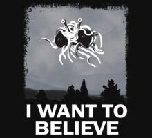 I Want To Believe by MarkWelser