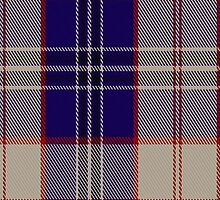 00485 Harris Royal Blue Tartan Fabric Print Iphone Case by Detnecs2013